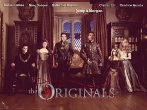 CW presents The Originals.