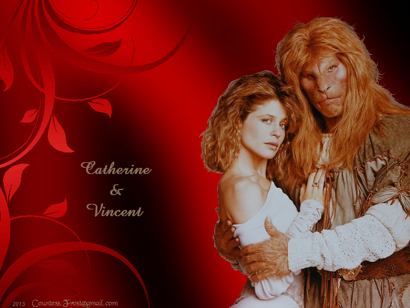 Catherine Vincent Beauty And The Beast Tv Show Wallpaper 35814957 Fanpop
