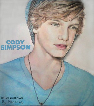 Cody Simpson - Drawing