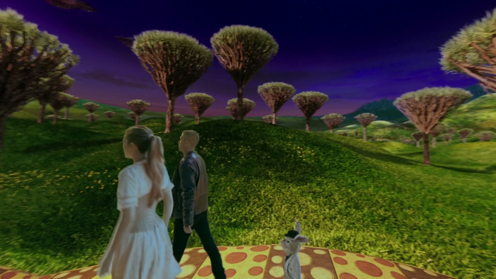Down The Rabbit Hole Screencaps Ouat In Wonderland Photo