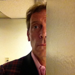 Hugh Laurie october 2013