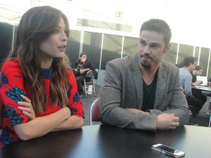 Jay&Kristin-New York Comic Con,2013