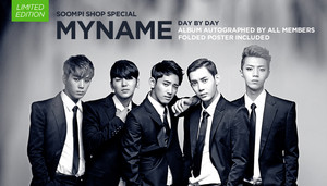 MYNAME - 'Day by Day'