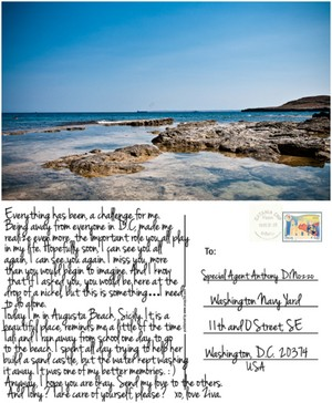 Postcards To Tony : Sicily