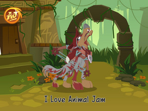 This is me!!! helenarox300 on animaljam