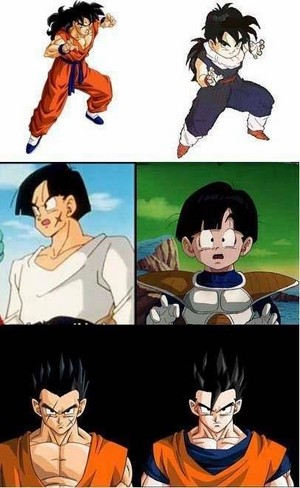 Yamcha the father of gohan