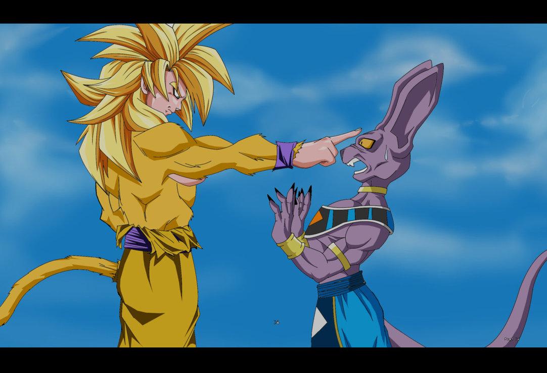 Goku V S Bills Dragon Ball Z Fotografia 35991609 Fanpop