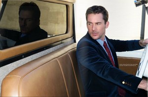 Barry Sloane: Regard Magazine 2013