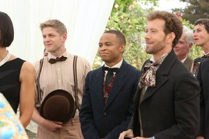 "Behind the Scenes Photos from BONES: ""The Woman In White"""