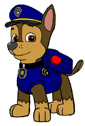 Chase - Police Pup
