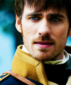 Colin O'Donoghue in OUAT ಇ