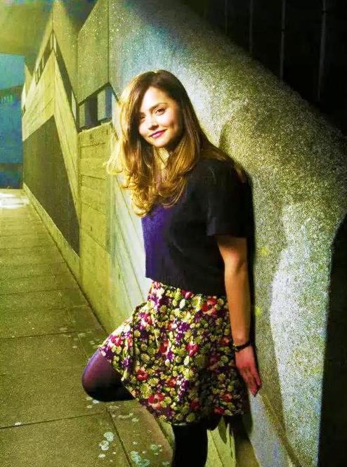 Jenna-Louise Coleman ♡ - Clara Oswald Photo (34834056