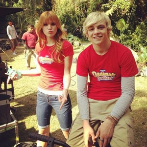 Ross & Bella