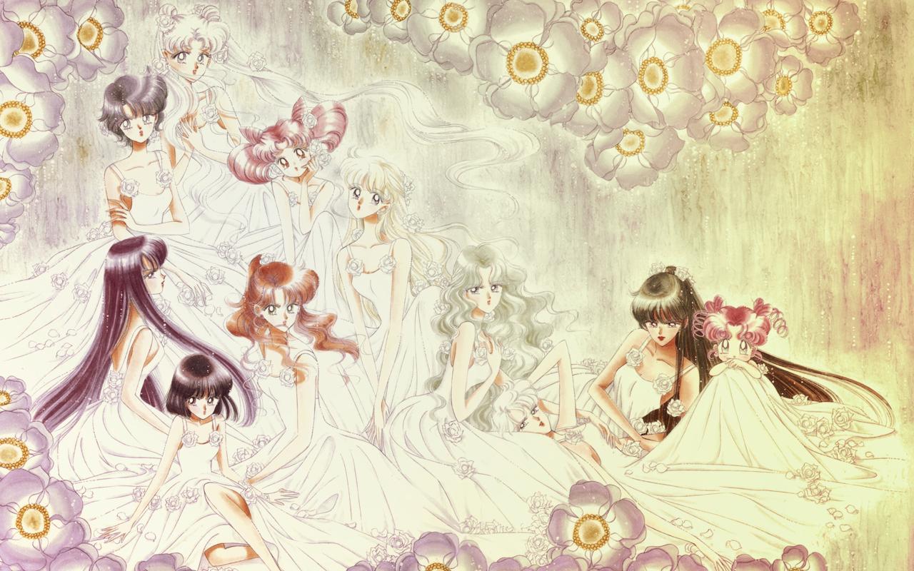 Sailor Moon セーラームーン 壁紙 35936038 ファンポップ