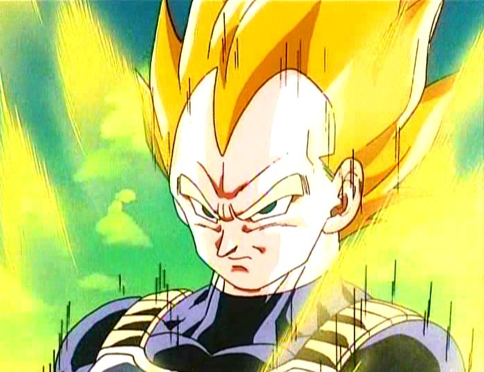 Super Saiyan Vegeta Dragon Ball Z Photo 35965668 Fanpop