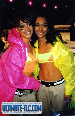TLC cannot be replaced ♥