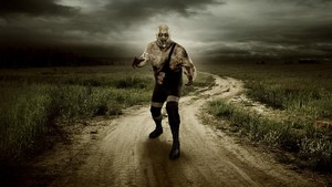 wwe Zombie:The Ring of the Living Dead - Big mostrar