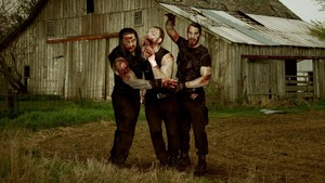 wwe Zombie:The Ring of the Living Dead - The Shield