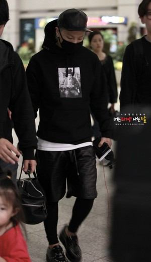 ✧♥Taeyang♥✧(Incheon Airport)