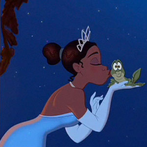 """The Princess And The Frog"""