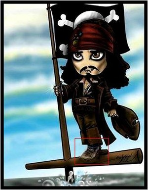 Cartoon Jack <3