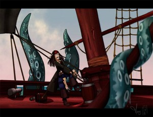 Cartoon Jack POTC 2