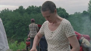 Carol Screencap, '1x03: Tell it to the Frogs'