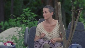 Carol Screencap, '1x04: Vatos'