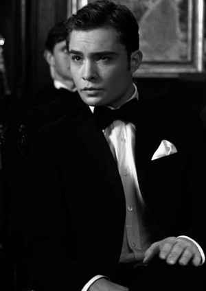 Chuck bass, besi is so hot