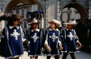 "1993 迪士尼 Film, ""The Three Musketeers"""