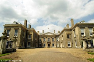 Earl Spencer rents out Diana's ancestral family home Althorp estate for £25,000
