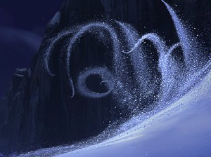 Frozen digital painter backgrounds