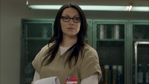 Laura Prepon in কমলা is the new Black