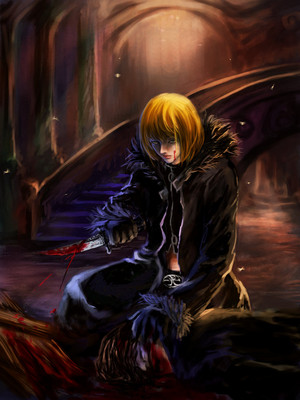 Mello Fan Art