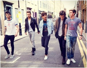 one direction Midnight Memories 2013