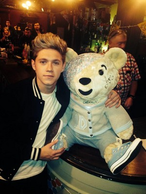 Niall in Children In Need ♚