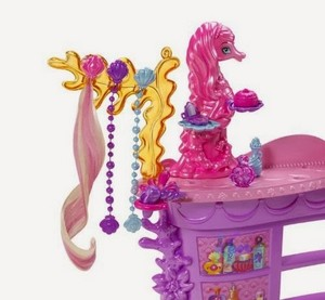 Playset Barbie Mermaid Salon 2014