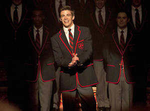 Sebastian with Warblers
