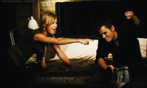 Stefan and Lexi <3