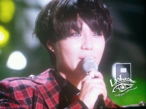 Taemin cries, SHINee Won Daesang