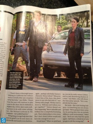 The Mentalist - Episode 6.08 - Red John - TV Guide Scans