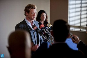 The Mentalist - Episode 6.07 - The Great Red Dragon - Promotional foto-foto