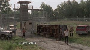 Carol Screencap, '3x04: Killer Within'