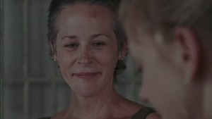 Carol Screencap, '3x09: The Suicide King'