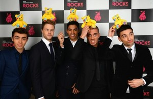 The Wanted on Children In Need