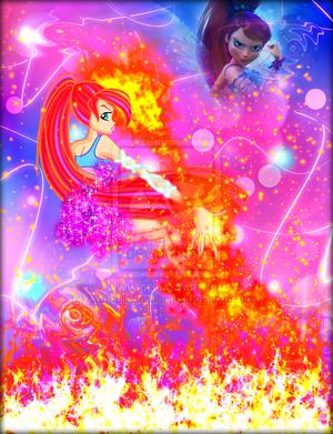 Winx in Transformation: Sirenix (Bloom)