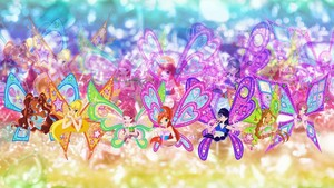 Winx Girls Flyrix