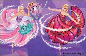 Mariposa and The Fairy Princess Book Picture