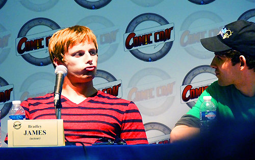 Brolin at Comic Con