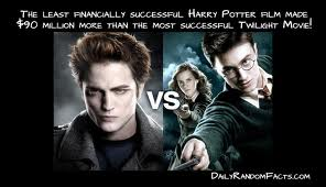 Harry Potter Vs Twilight